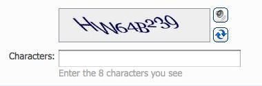 live.com's CAPTCHA